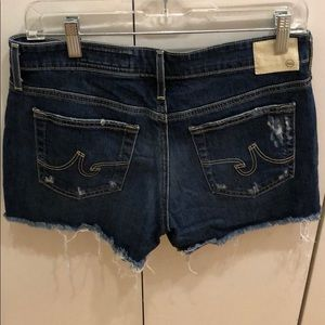 Ag Adriano Goldschmied Shorts - AG denim shorts- size 27